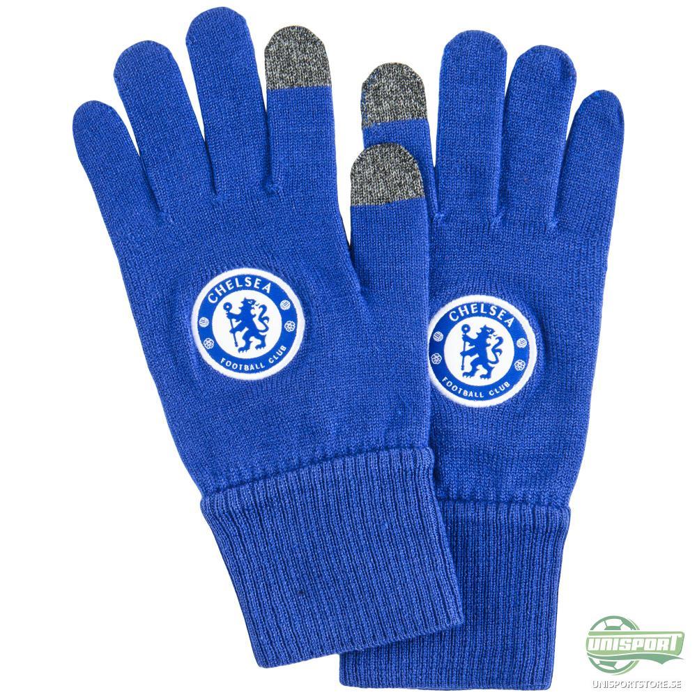 Chelsea Handskar Blå/Vit