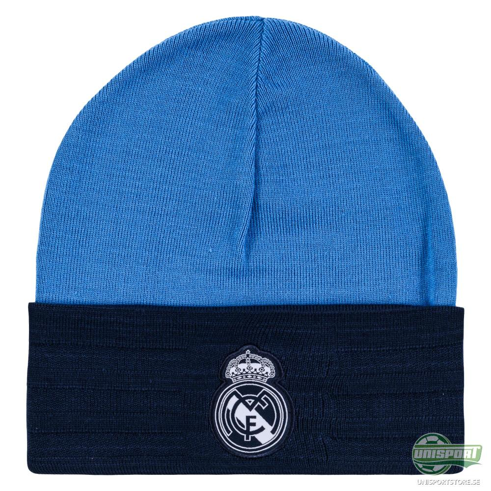 Real Madrid Mössa 3S Woolie Navy/Blå