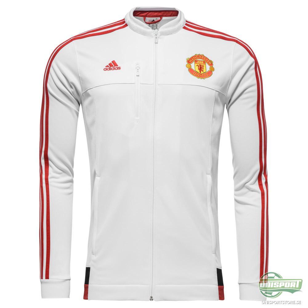 Manchester United Jacka Anthem Vit/Röd/Svart
