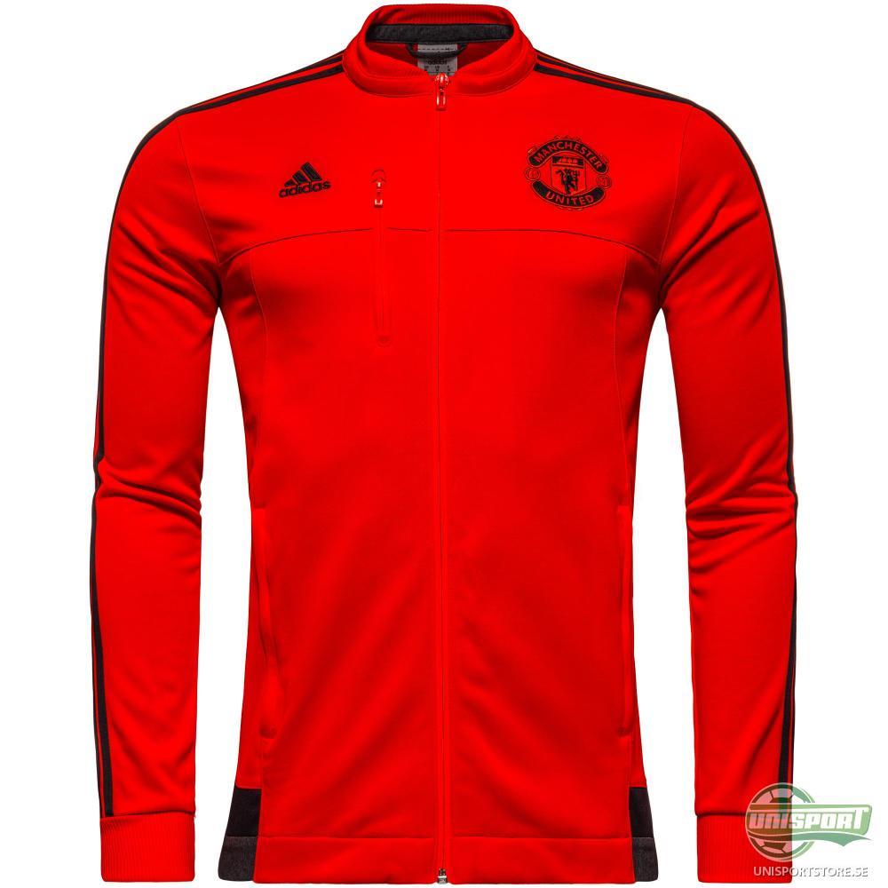 Manchester United Jacka Anthem Röd/Svart