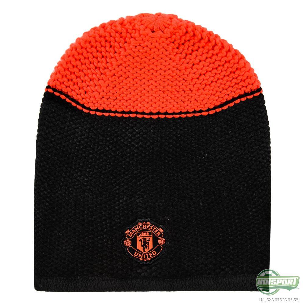 Manchester United Mössa Svart/Röd