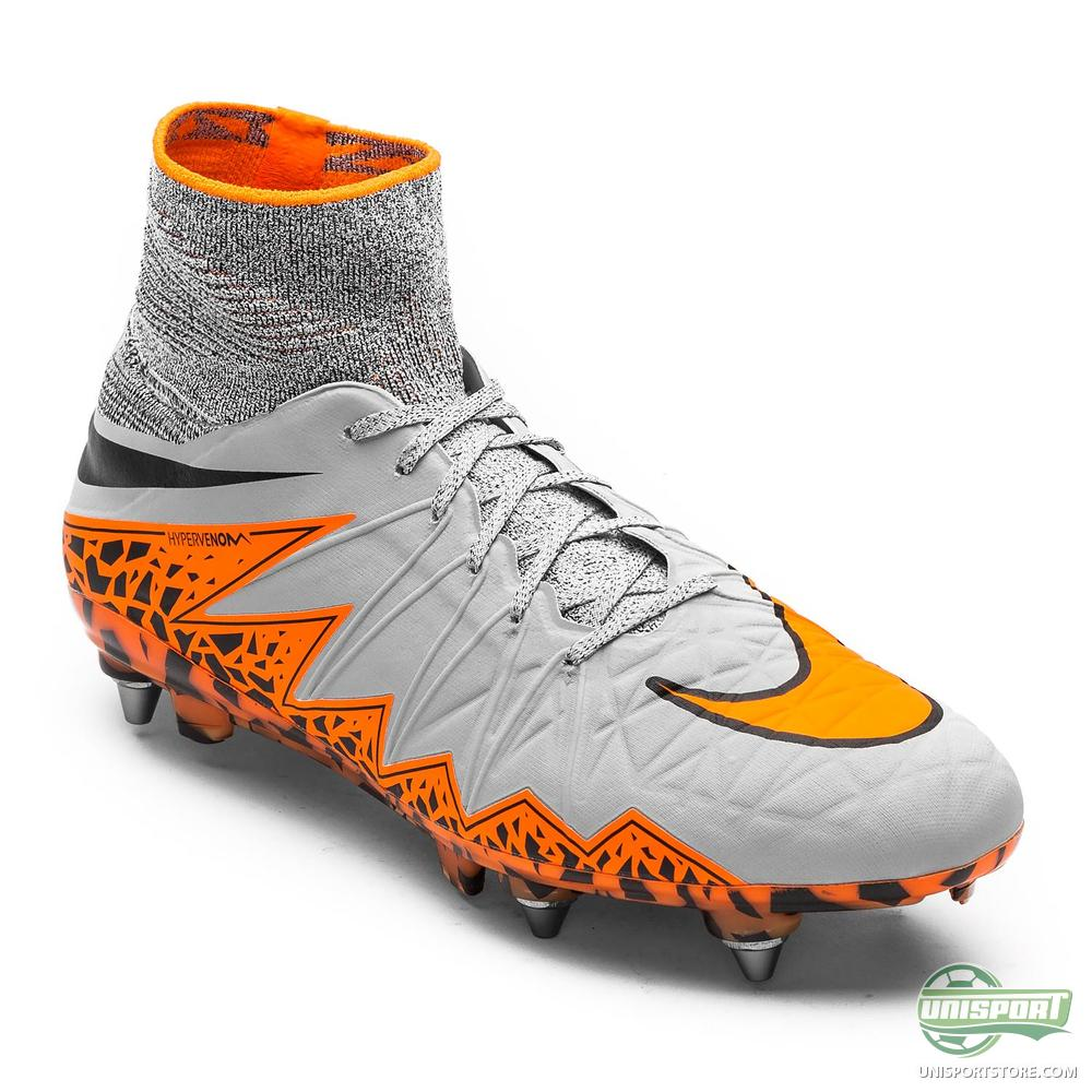 nike hypervenom phantom ii sg pro wolf grey total orange. Black Bedroom Furniture Sets. Home Design Ideas