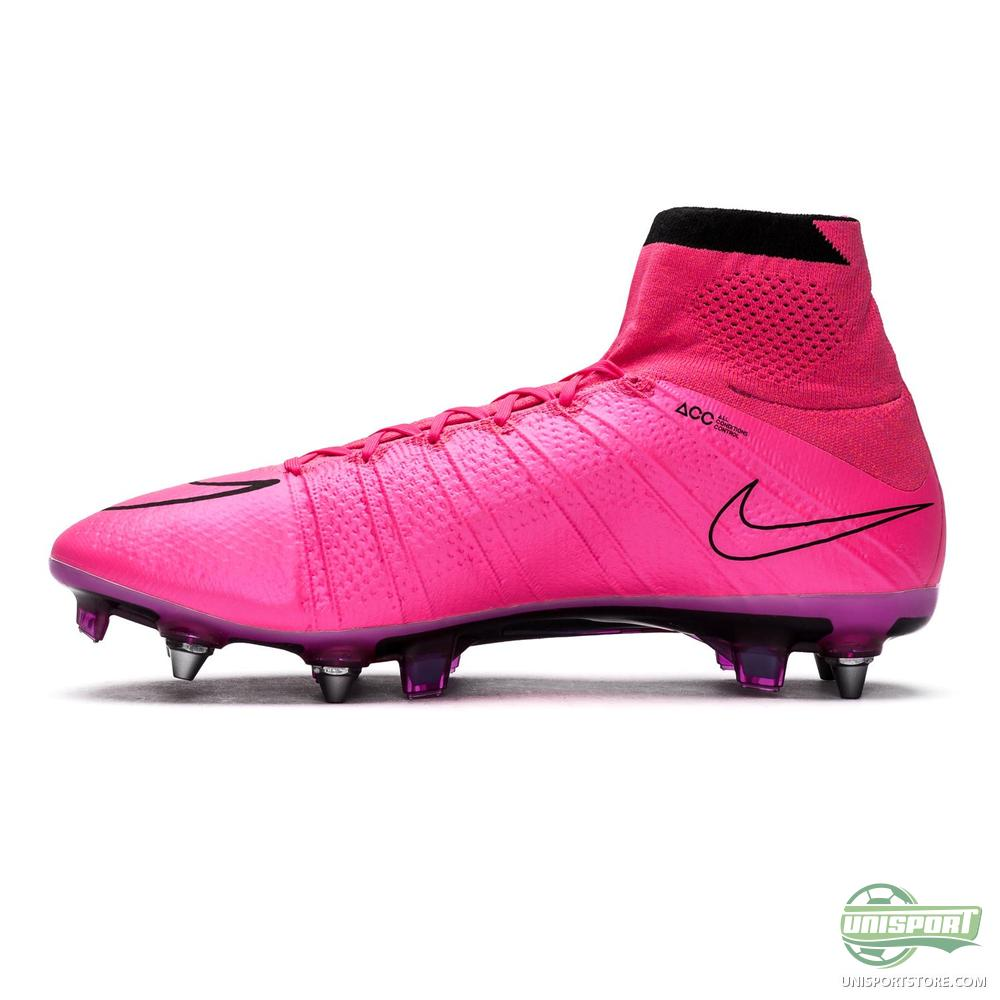 nike mercurial superfly sg pro hyper pink black. Black Bedroom Furniture Sets. Home Design Ideas