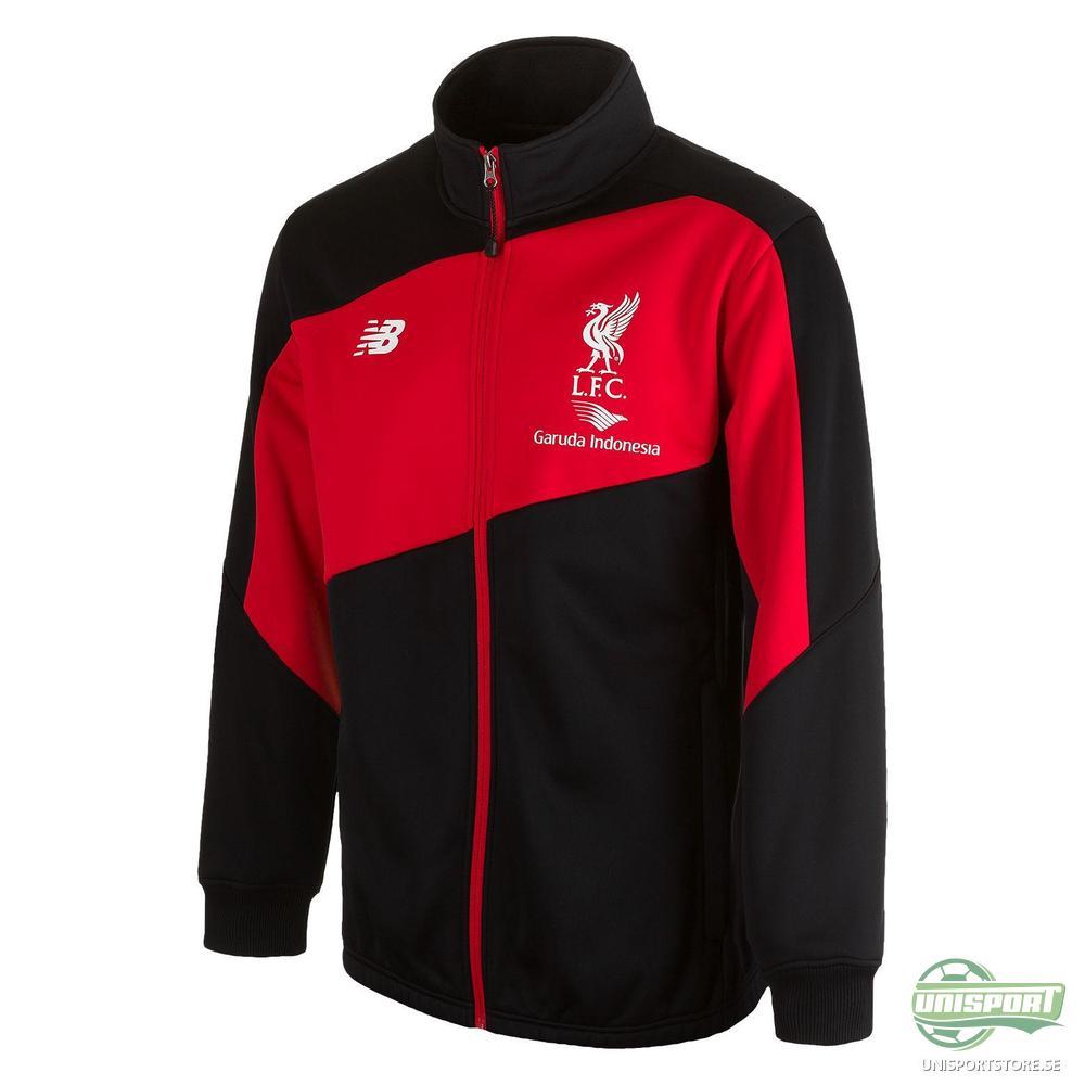 Liverpool Träningsjacka Walk Out Svart