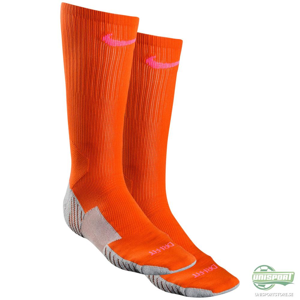 Nike Fotbollsstrumpor Max Fit Orange/Rosa