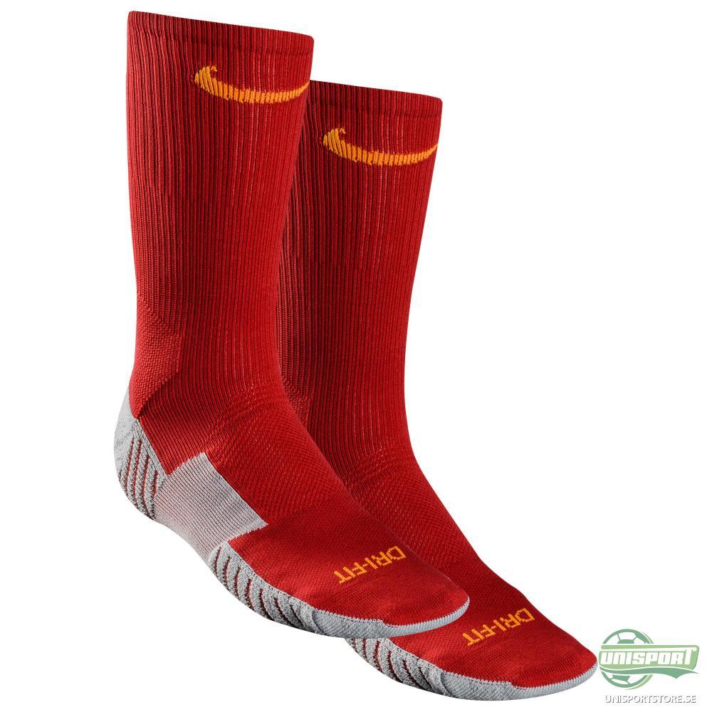 Nike Fotbollsstrumpor Max Fit Röd/Orange