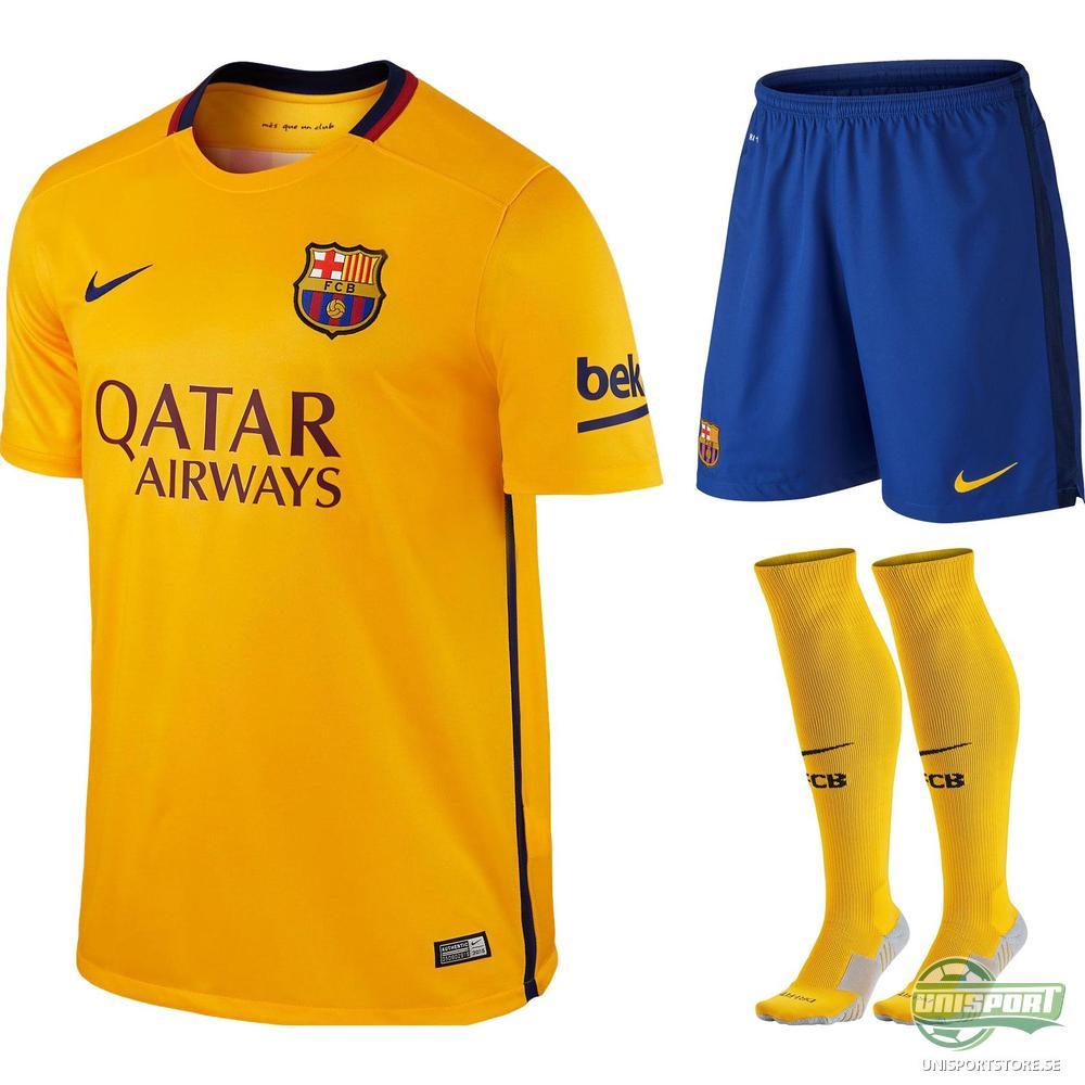 Barcelona Bortaställ 2015/16