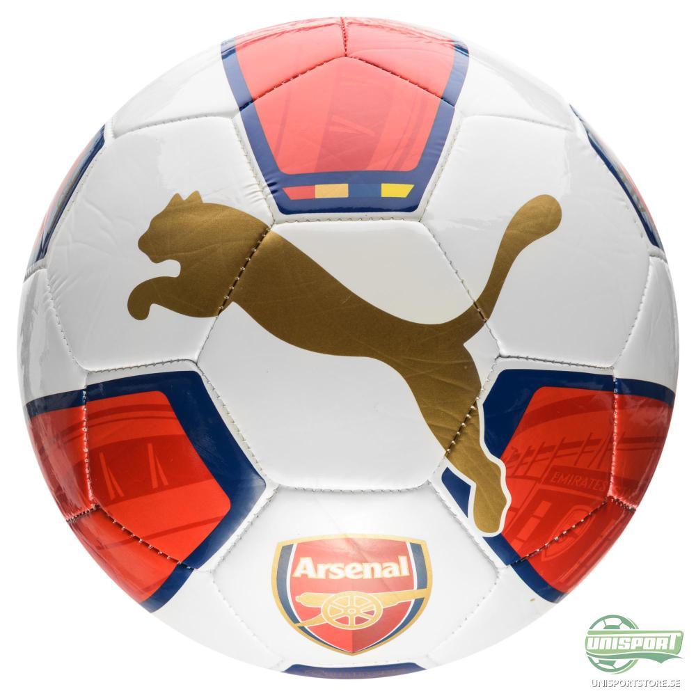 Arsenal Fotboll Fanwear 1 Vit/Röd/Guld