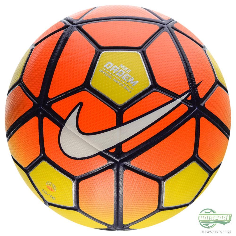 Nike Fotboll Ordem III Gul/Orange/Lila