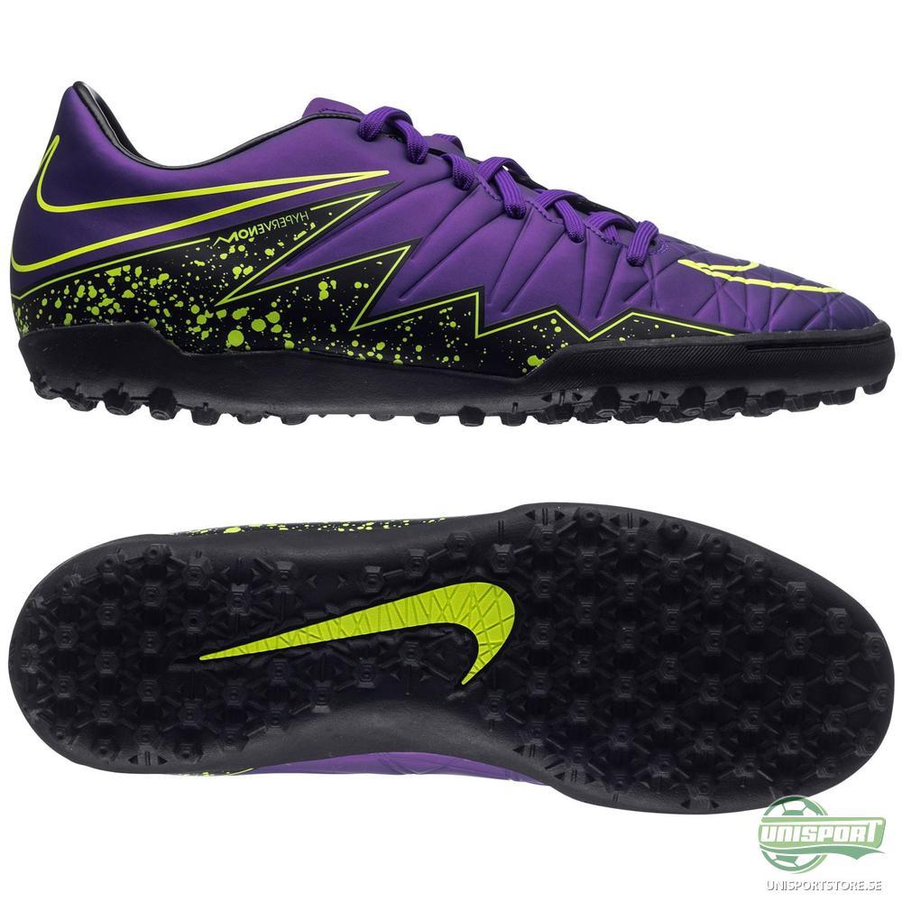 Nike Hypervenom Phelon II TF Lila/Svart/Neon