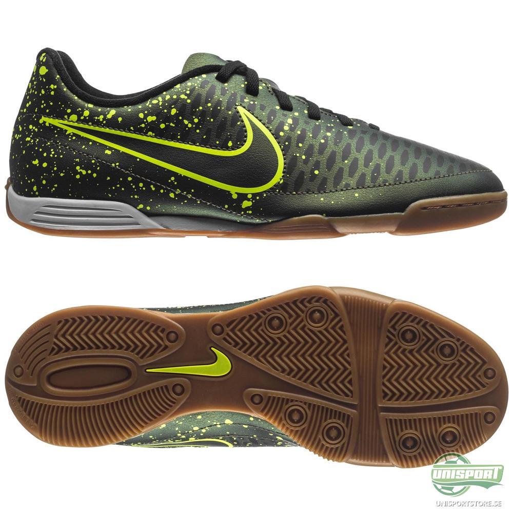 Nike Magista Ola IC Grön/Svart/Neon