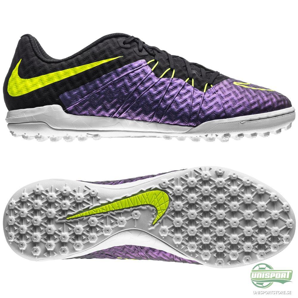 Nike HypervenomX Finale TF Lila/Svart/Neon