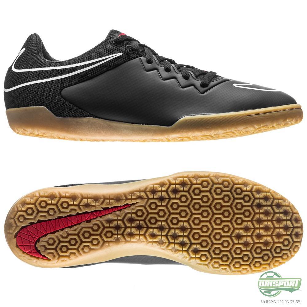 Nike HypervenomX Pro IC Svart/Vit/Röd