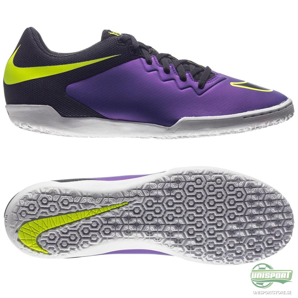 Nike HypervenomX Pro IC Lila/Svart/Neon
