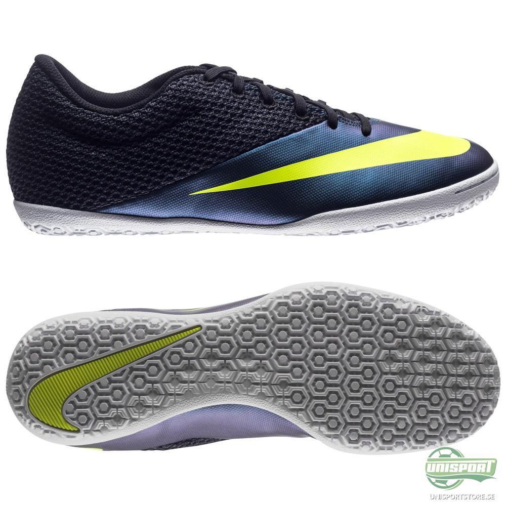 Nike MercurialX Pro IC Blå/Svart/Neon