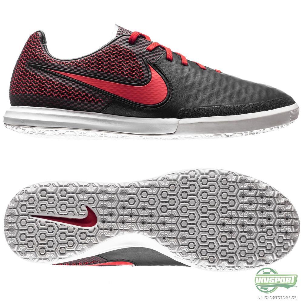 Nike MagistaX Finale IC Svart/Röd/Vit