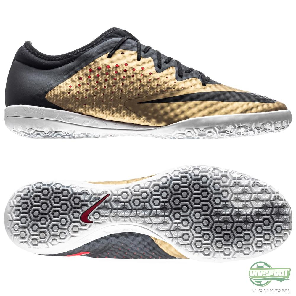 Nike MercurialX Finale IC Guld/Svart/Röd