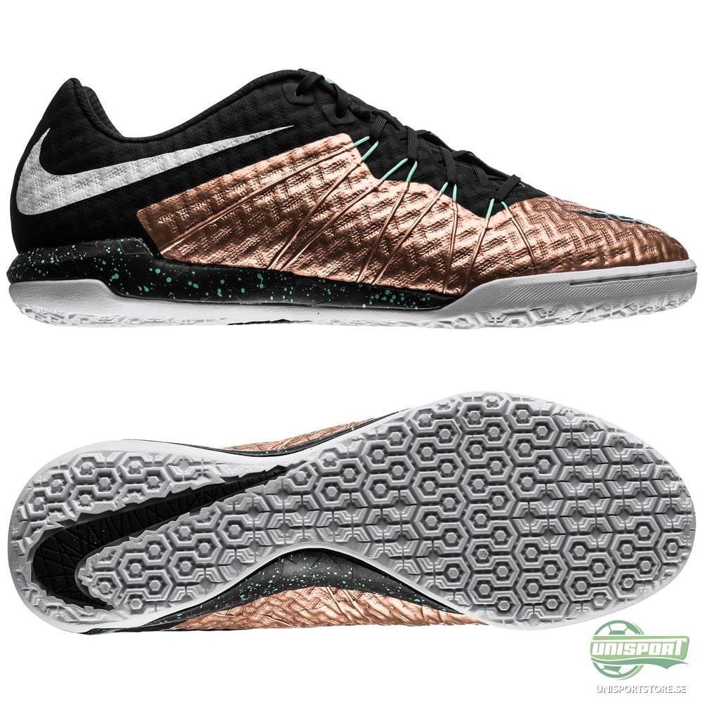 Nike HypervenomX Finale IC Brons/Svart/Grön