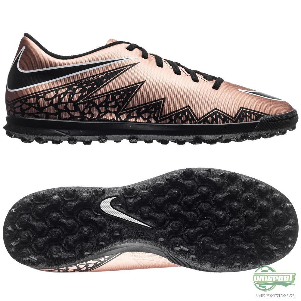 Nike Hypervenom Phade II TF Brons/Svart/Grön
