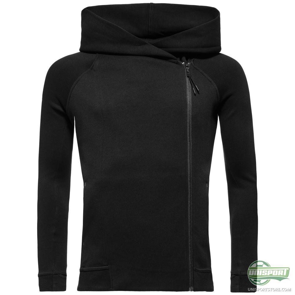 nike hoodie tech fleece cape cargo black women www. Black Bedroom Furniture Sets. Home Design Ideas