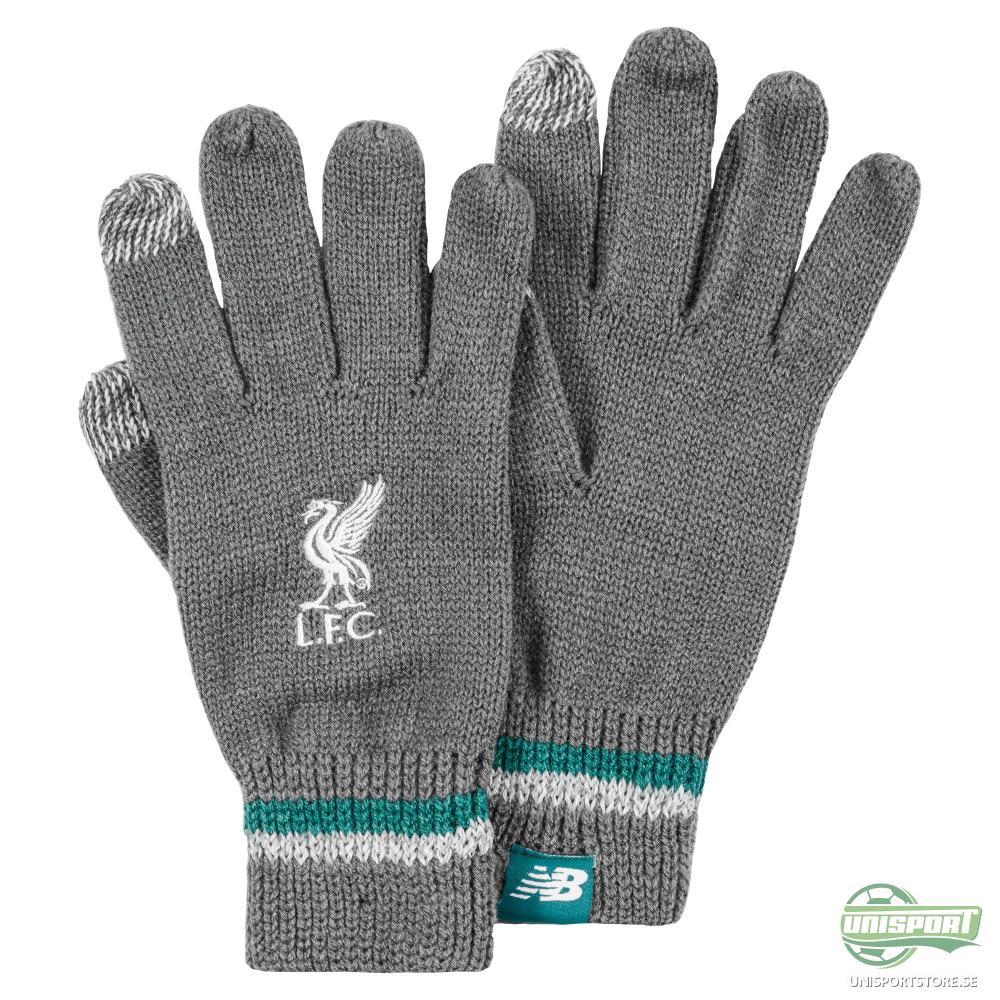Liverpool Handskar Grå