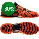 adidas - X 15.1 Primeknit Court IN Bold Orange/Core Black/Solar Orange