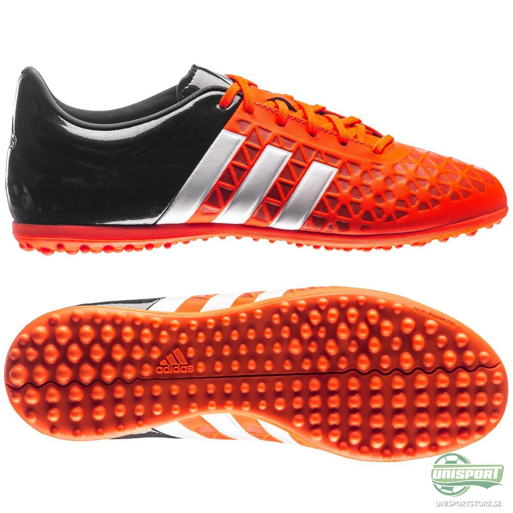 adidas Ace 15.3 TF Orange/Vit/Svart Barn