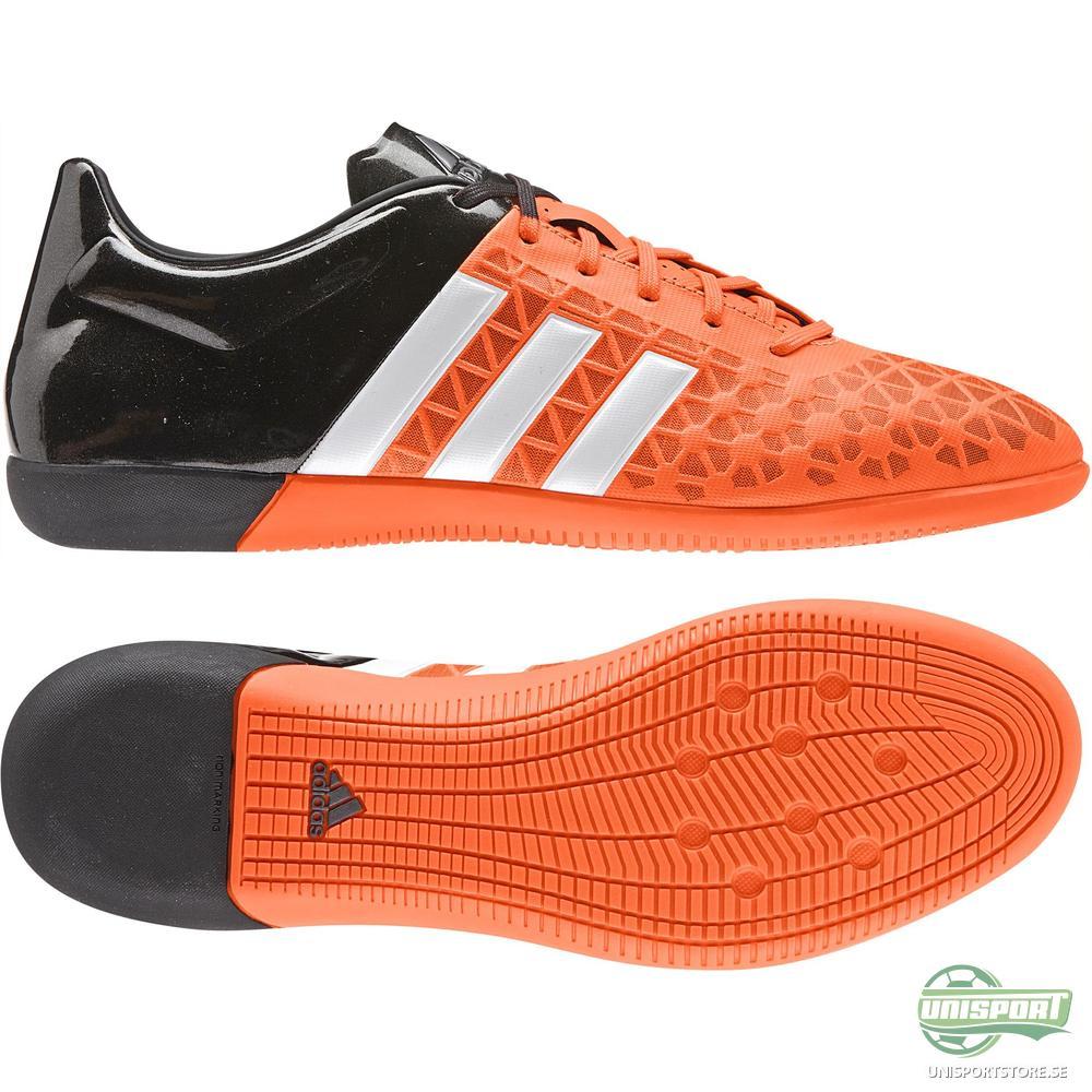 adidas Ace 15.3 IN Orange/Vit/Svart