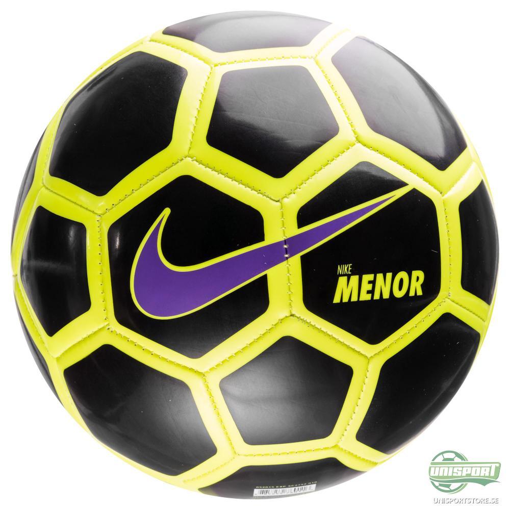 Nike Fotboll Menor Svart/Neon