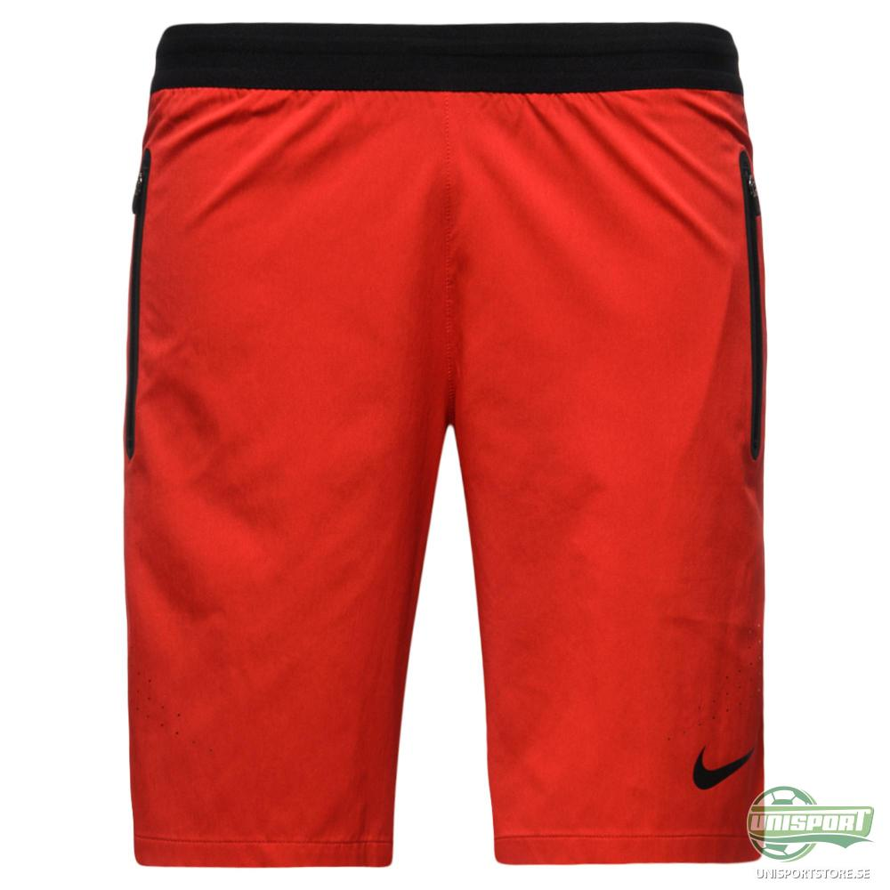 Nike Shorts StrikeX Woven Elite Röd/Vit/Svart