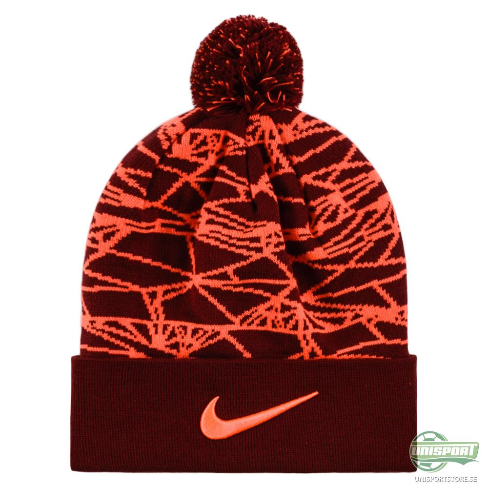 Nike Mössa Winterized Pom Röd/Orange