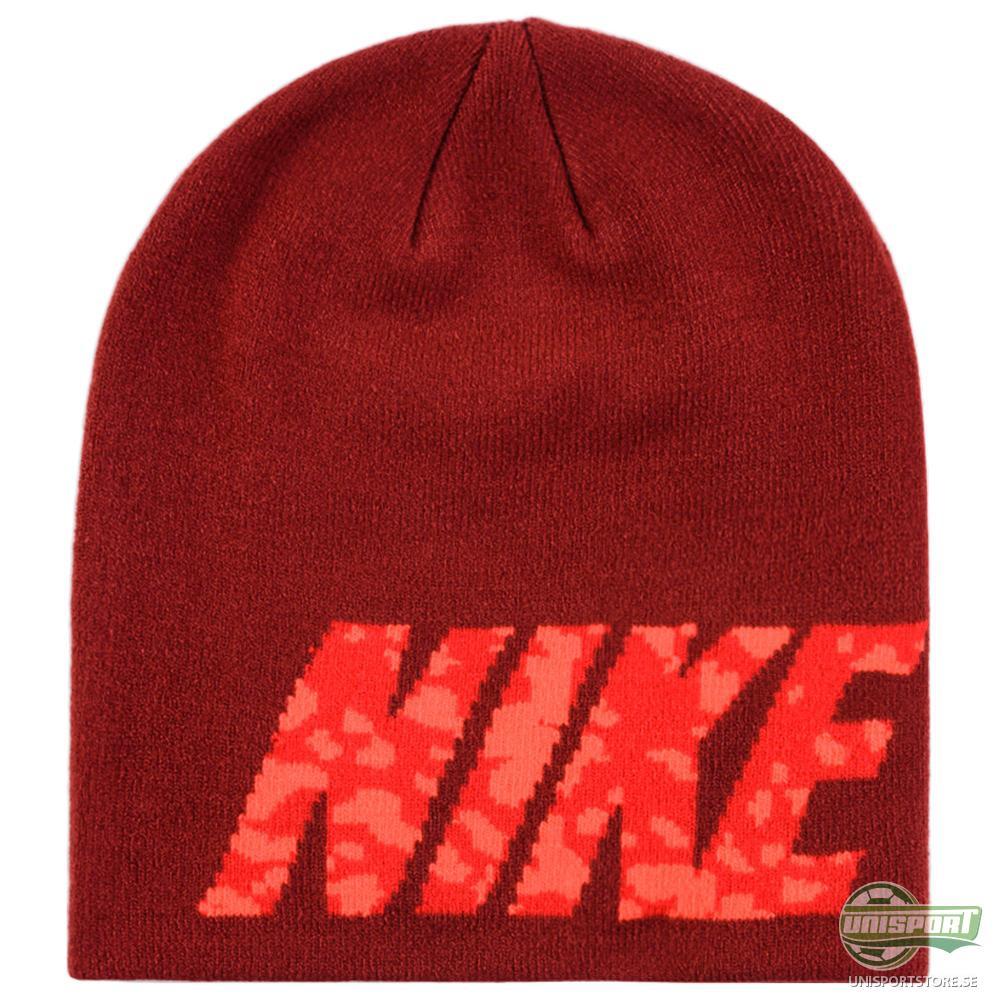 Nike Mössa Camo Spill Röd