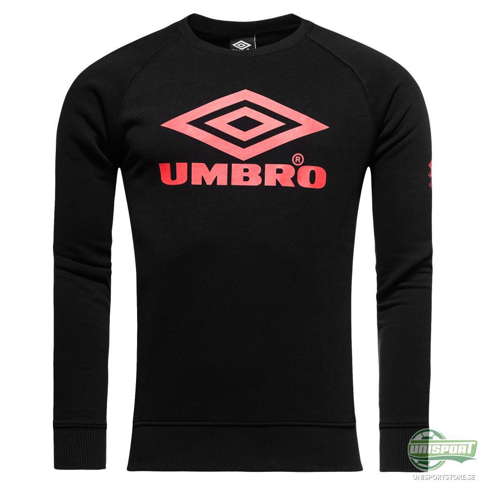 Umbro Sweatshirt Pro Training Classic Crew Svart