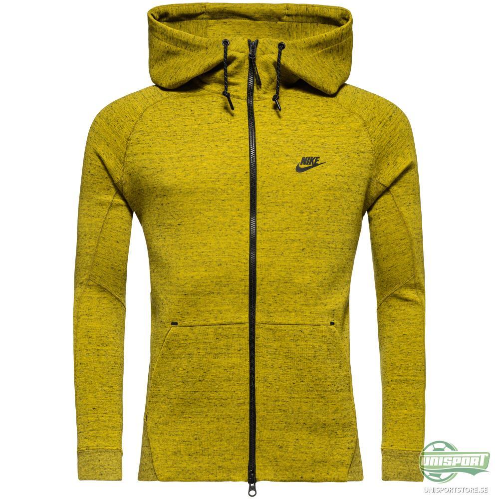 Nike Tech Fleece AW77 Gul