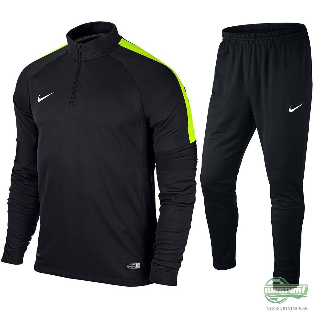Nike Midlayer Squad Ignite Ställ Röd/Svart