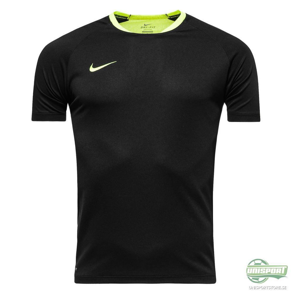 Nike Träningströja GPX II Svart/Neon Barn