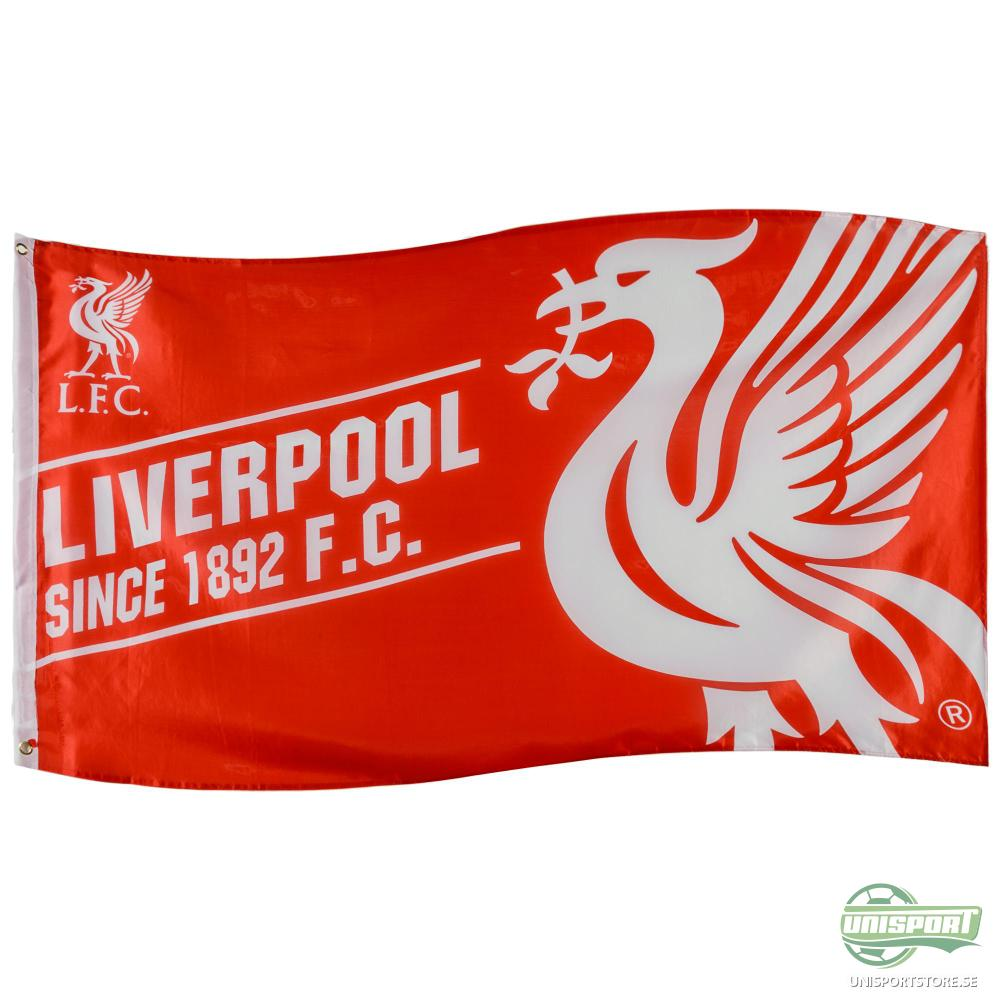 Liverpool Flagga