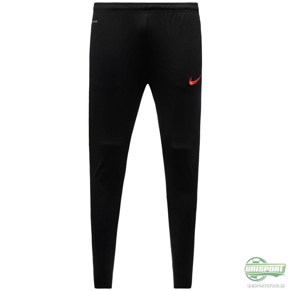 Nike Träningsbyxor Strike Tech CR7 Svart/Röd