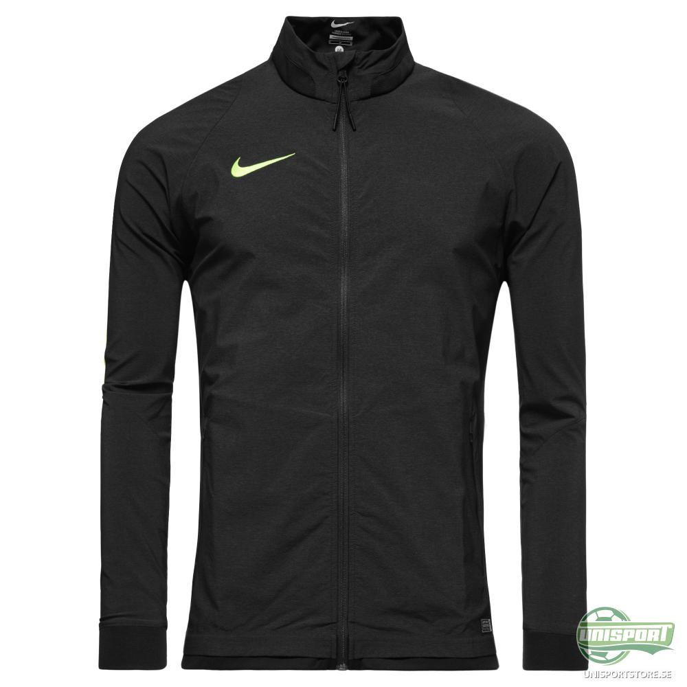 Nike Track Top Revolution Sideline Stretch Woven Svart/Neon