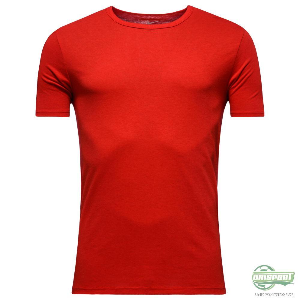 Nike T-Shirt Solid Futura Röd