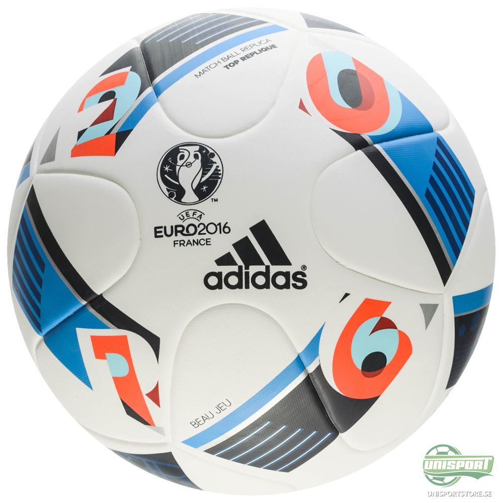 adidas Fotboll Beau Jeu Europamästerskap 2016 Top Replica