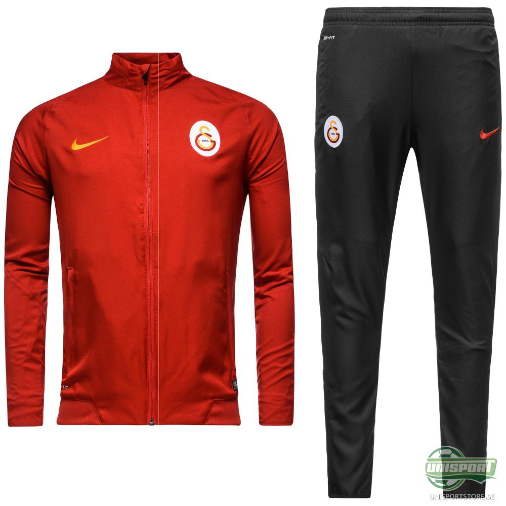 Galatasaray Träningsoverall Revolution Sideline Woven Warm Up Röd/Grå