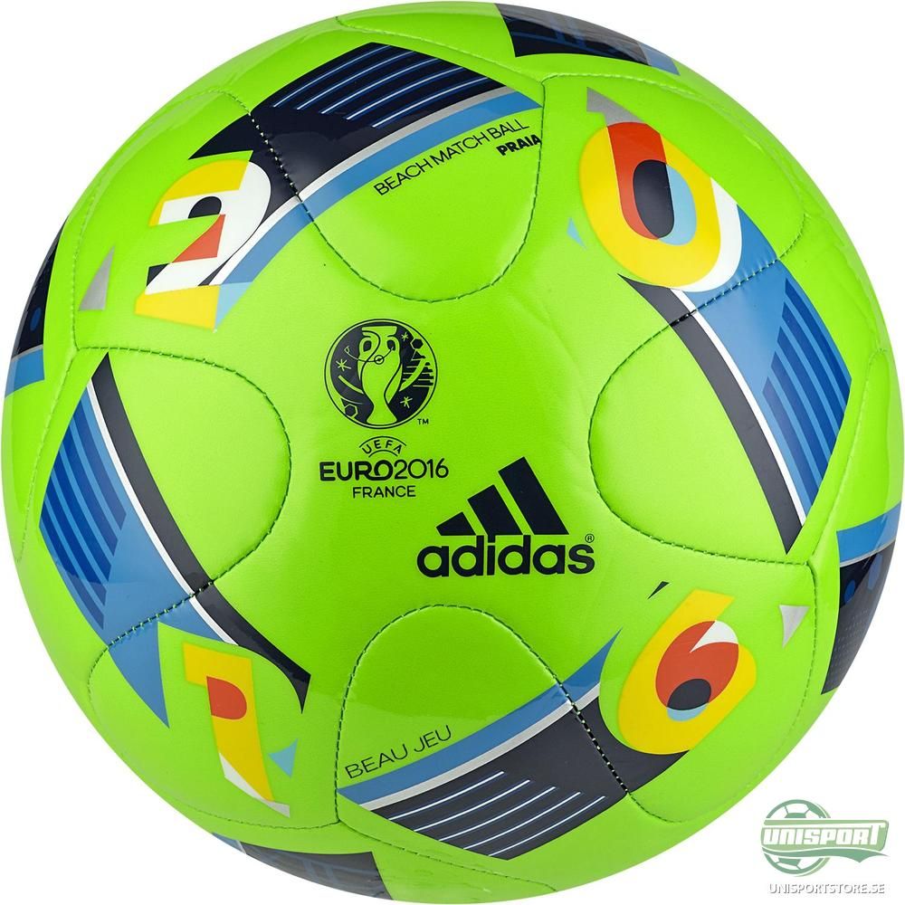 adidas Fotboll Beau Jeu Europamästerskap 2016 Praia