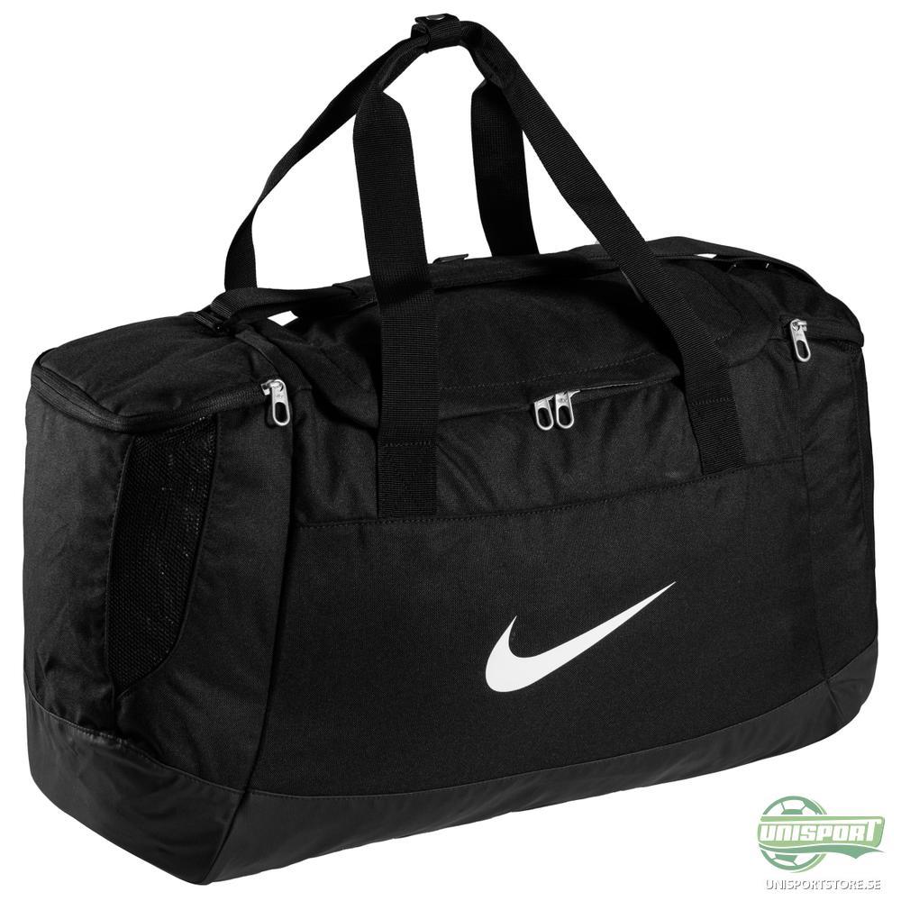 Nike Sportväska Club Team Swoosh Duff Svart