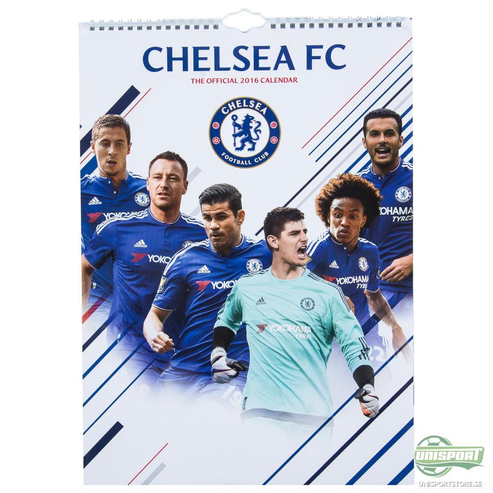 Chelsea Kalender 2016
