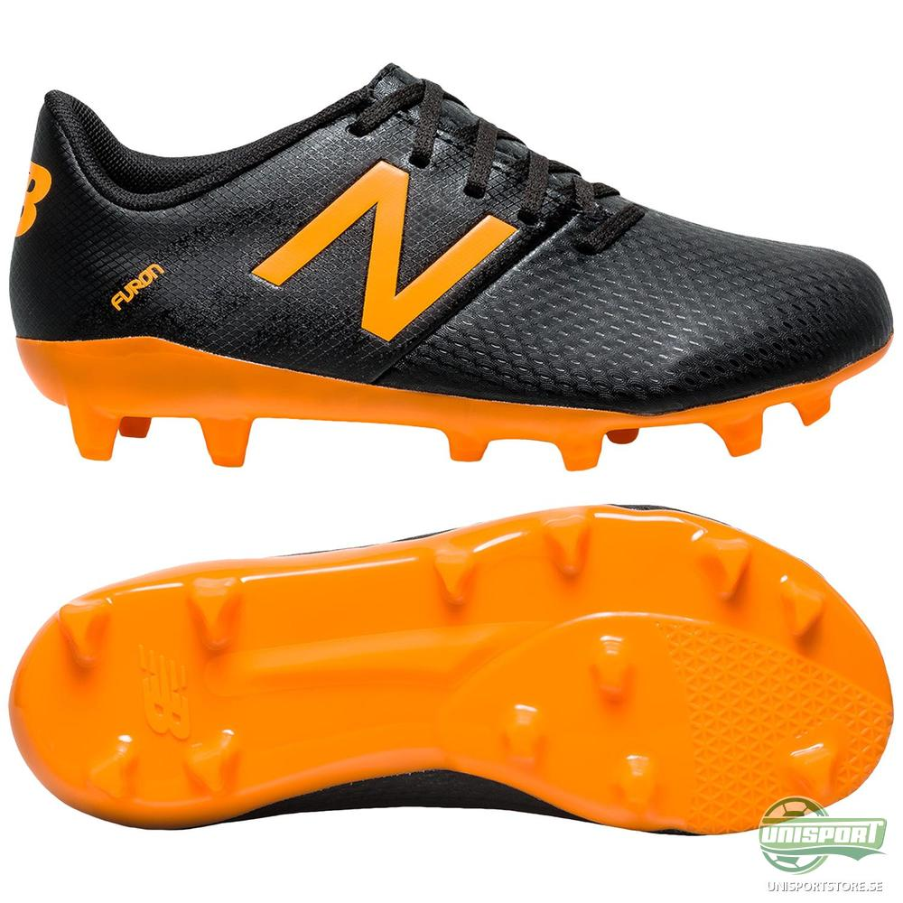 New Balance Furon Dispatch FG Svart/Orange Barn