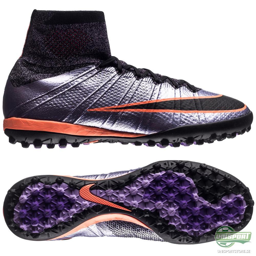Nike MercurialX Proximo TF Lila/Svart/Orange