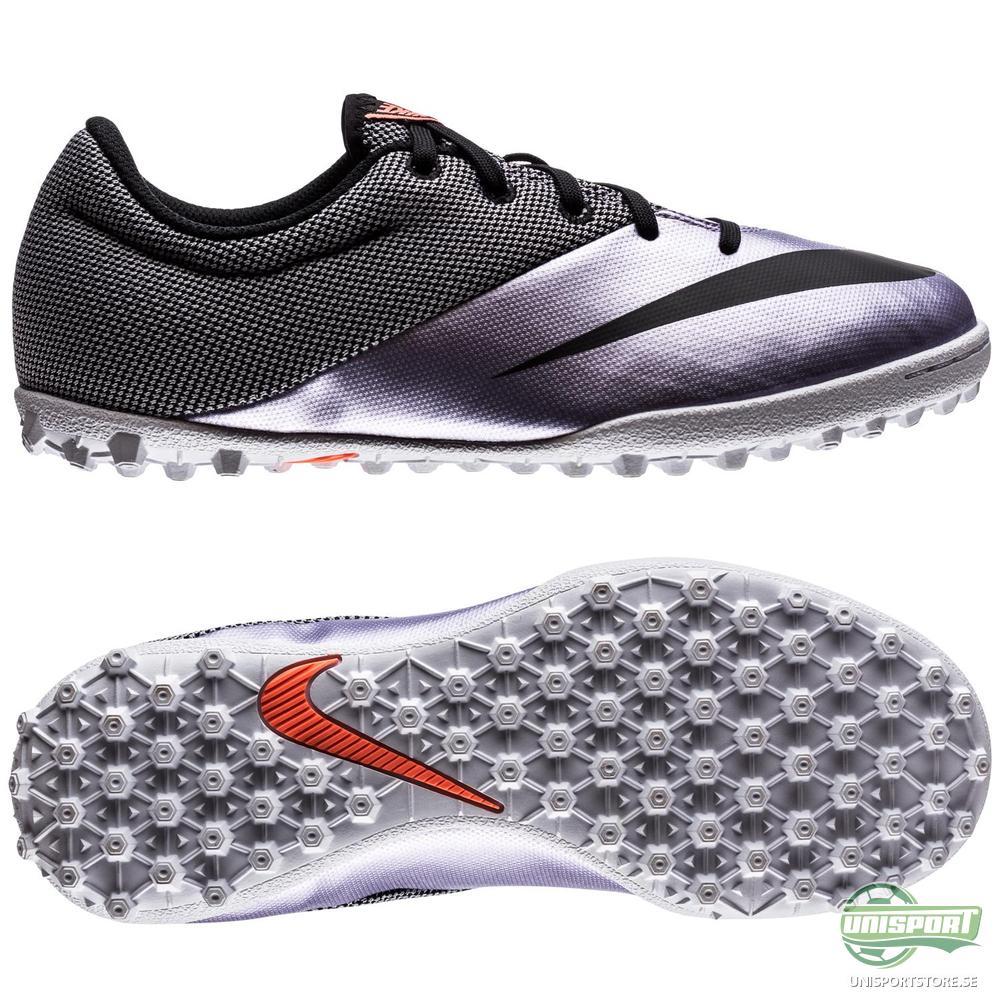 Nike MercurialX Pro TF Lila/Svart/Vit Barn