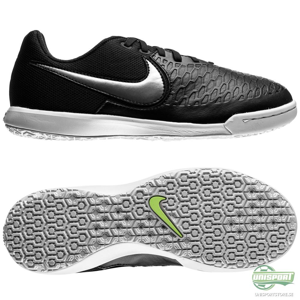 Nike MagistaX Pro IC Silver/Svart/Vit Barn