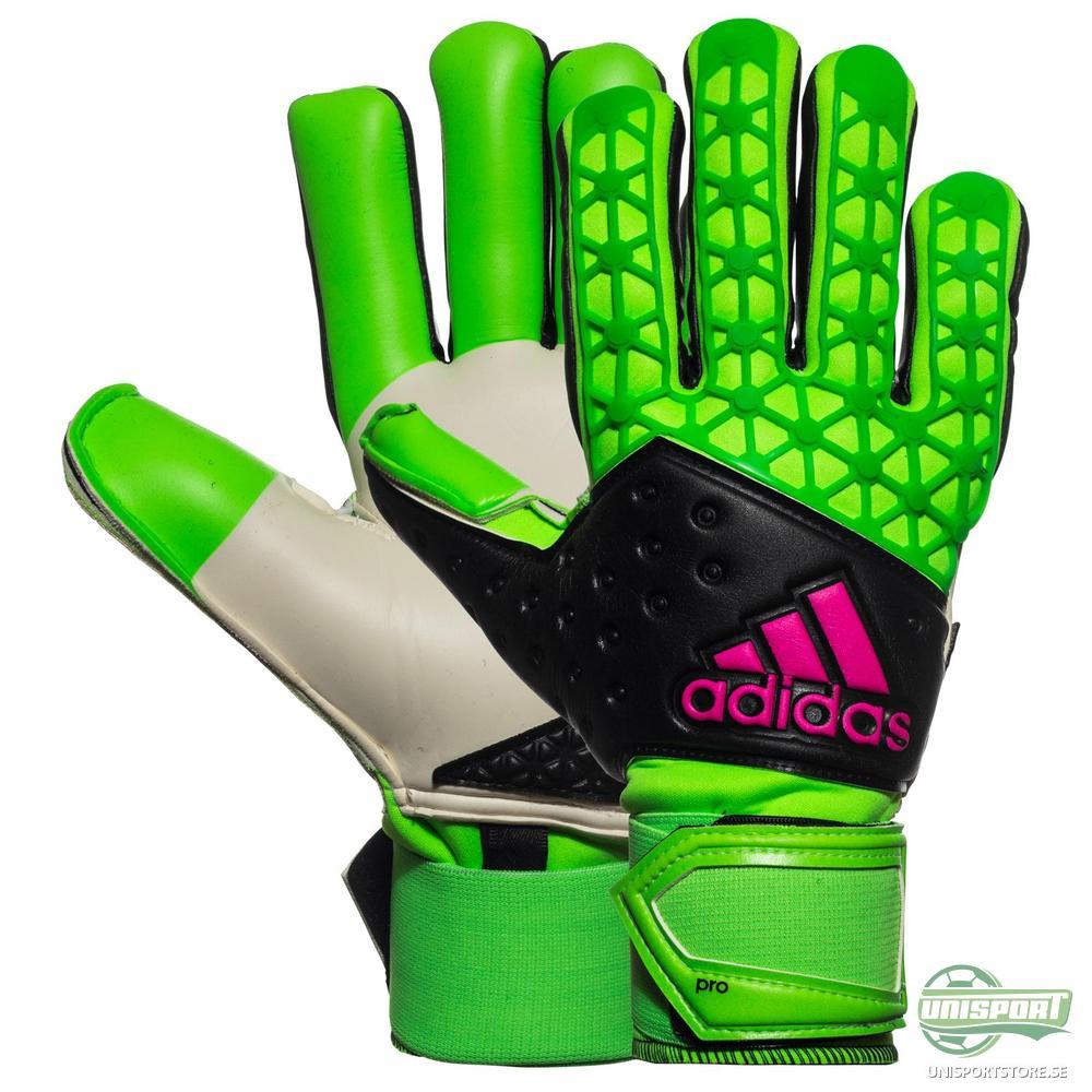 adidas Målvaktsshandske Ace Zones Pro Grön/Svart